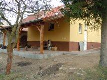 Domeček Srby terasa