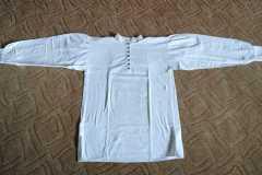 Jednobarevná pánská košile